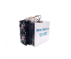 INNOSILICON T3-50 TH/s - BTC  Asic - Miner