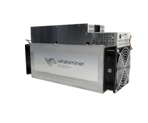 MicroBT WhatsMiner M30S++ 112 TH/s (BTC) Asic Miner